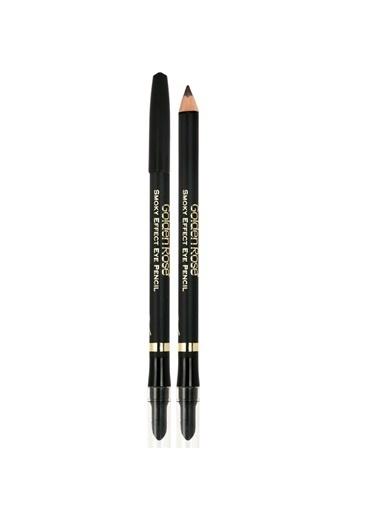Golden Rose Smoky Effect Eye Pencil Dark Brown Kahve